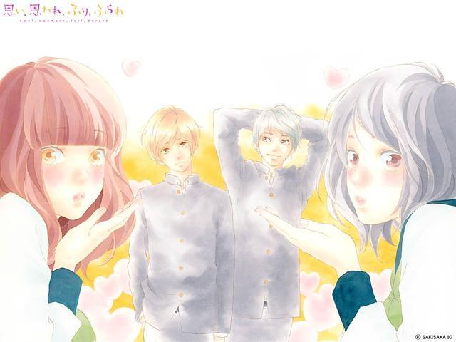 《恋途未卜》将同时推出真人电影和动画电影,原作漫画5月完结 动漫资讯 第2张